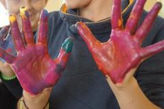 kolorowe-ręce
